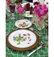 Aparelho jantar Botânico 6 peças
