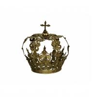 Coroa Tudor alta